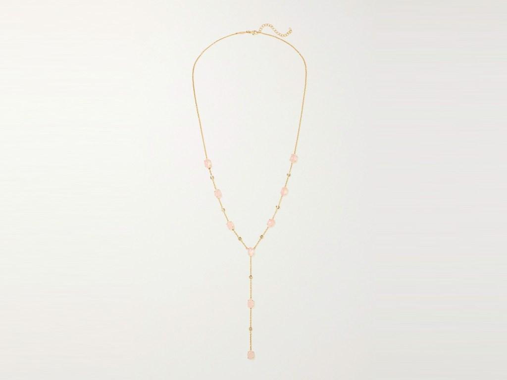 Billie Eilish British Vogue Jewelry