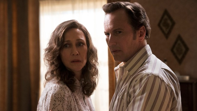 The Conjuring: The Devil Made Me Do It': Film Review – The Hollywood Reporter