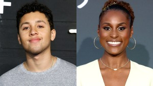 Jaboukie Young-White Issa Rae