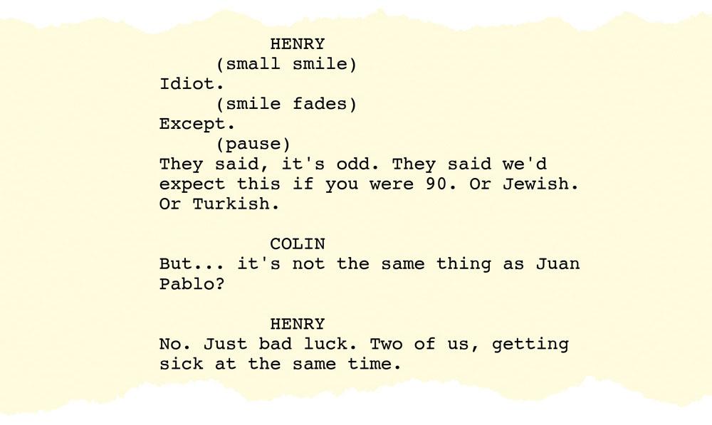 Script to Scene