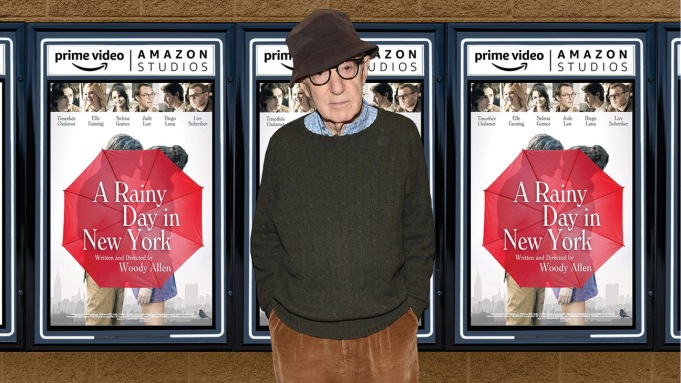 Woody Allen's 'Rainy Day' Streaming on