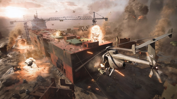 Electronic Arts Unveils 'Battlefield 2042' for October Release – The  Hollywood Reporter