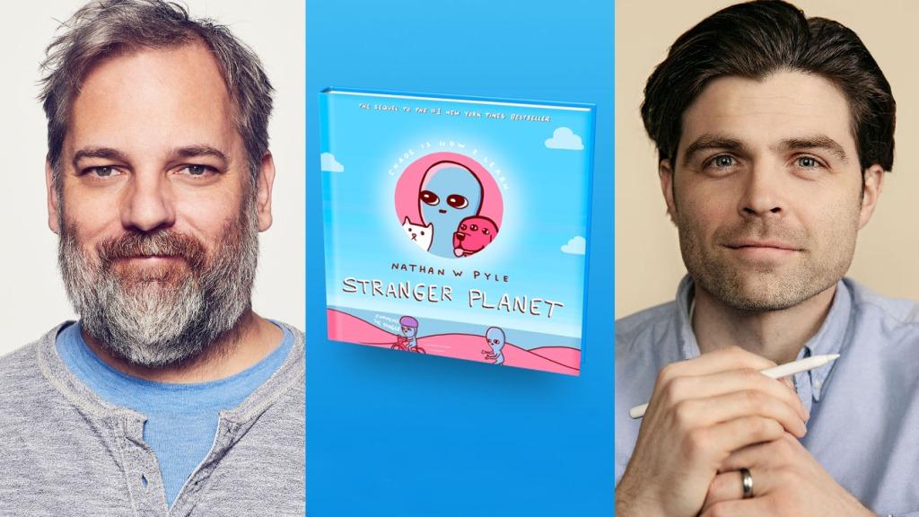 Dan Harmon, Nathan Pyle Team for 'Strange Planet' Series at Apple - Hollywood Reporter