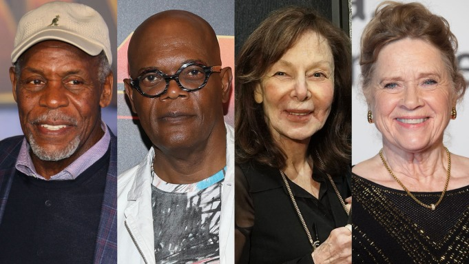 Samuel L. Jackson and Danny Glover to Receive Honorary Oscars at 2022 Governors Awards