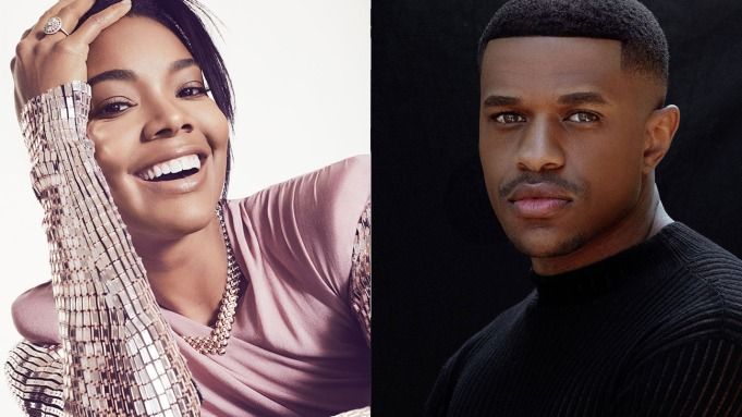 Gabrielle Union and Jeremy Pope