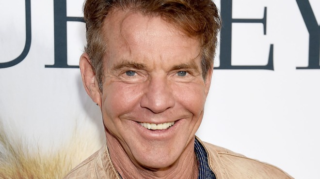 Dennis Quaid on Cannes Market Title 'The Tiger Rising' and Playing Ronald Reagan