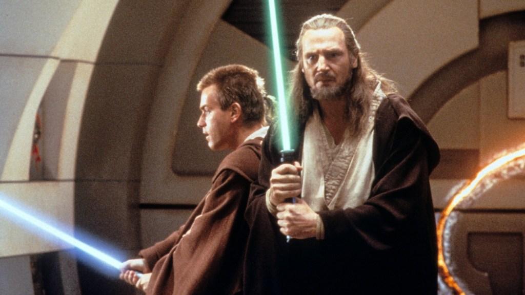 Liam Neeson Shuts Down 'Obi-Wan Kenobi' Rumors - Hollywood Reporter