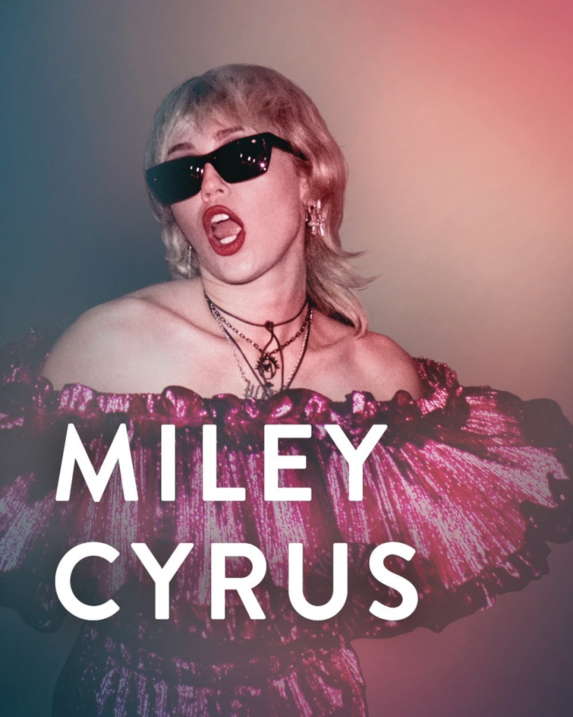 Miley Cyrus ad for Peloton