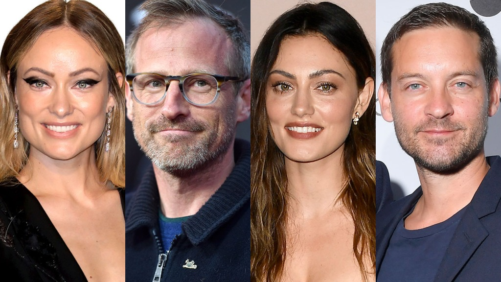 Olivia Wilde, Spike Jonze, Phoebe Tonkin, Tobey Maguire Join Damien Chazelle's 'Babylon' (Exclusive) - Hollywood Reporter