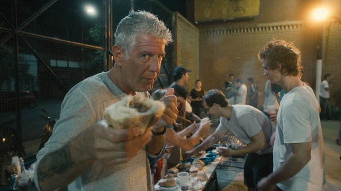 Before his death, Bourdain's life was