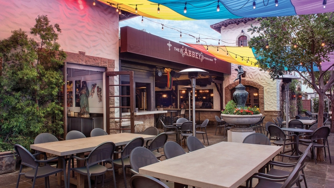The Abbey in WeHo