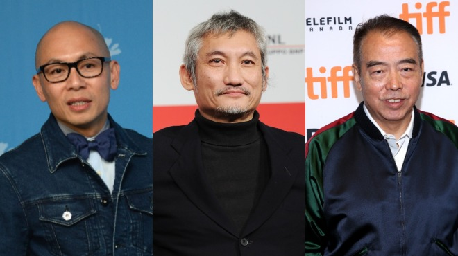 Cannes: Tsui Hark, Chen Kaige and Dante Lam Co-Direct China's Most Expensive Film Ever