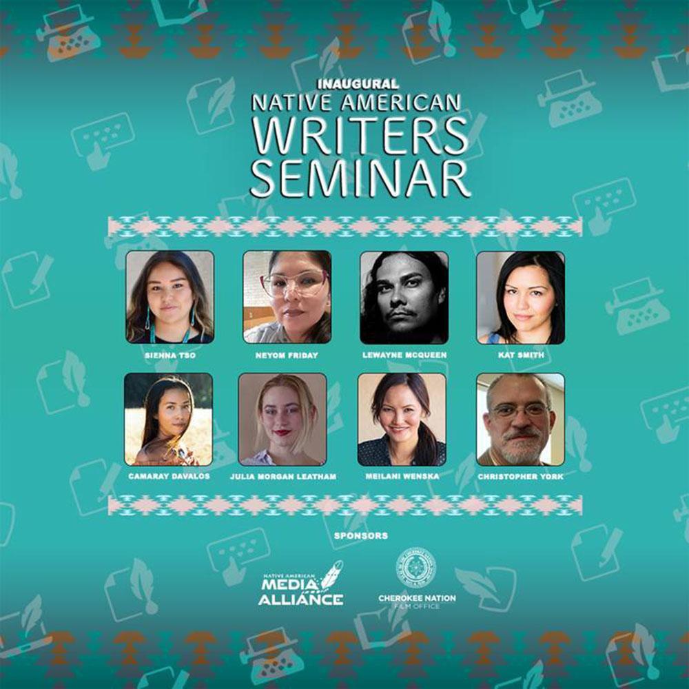 Native American Writers Seminar