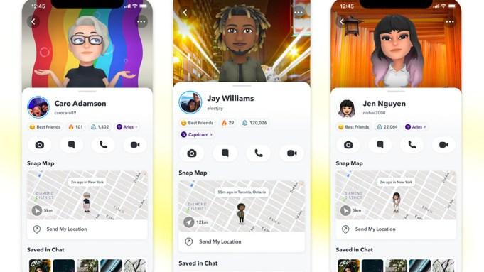 3D Bitmojis, Snapchat Rolls Out 3D Bitmoji Avatars