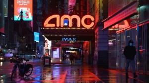 AMC Movie Theater Times Square