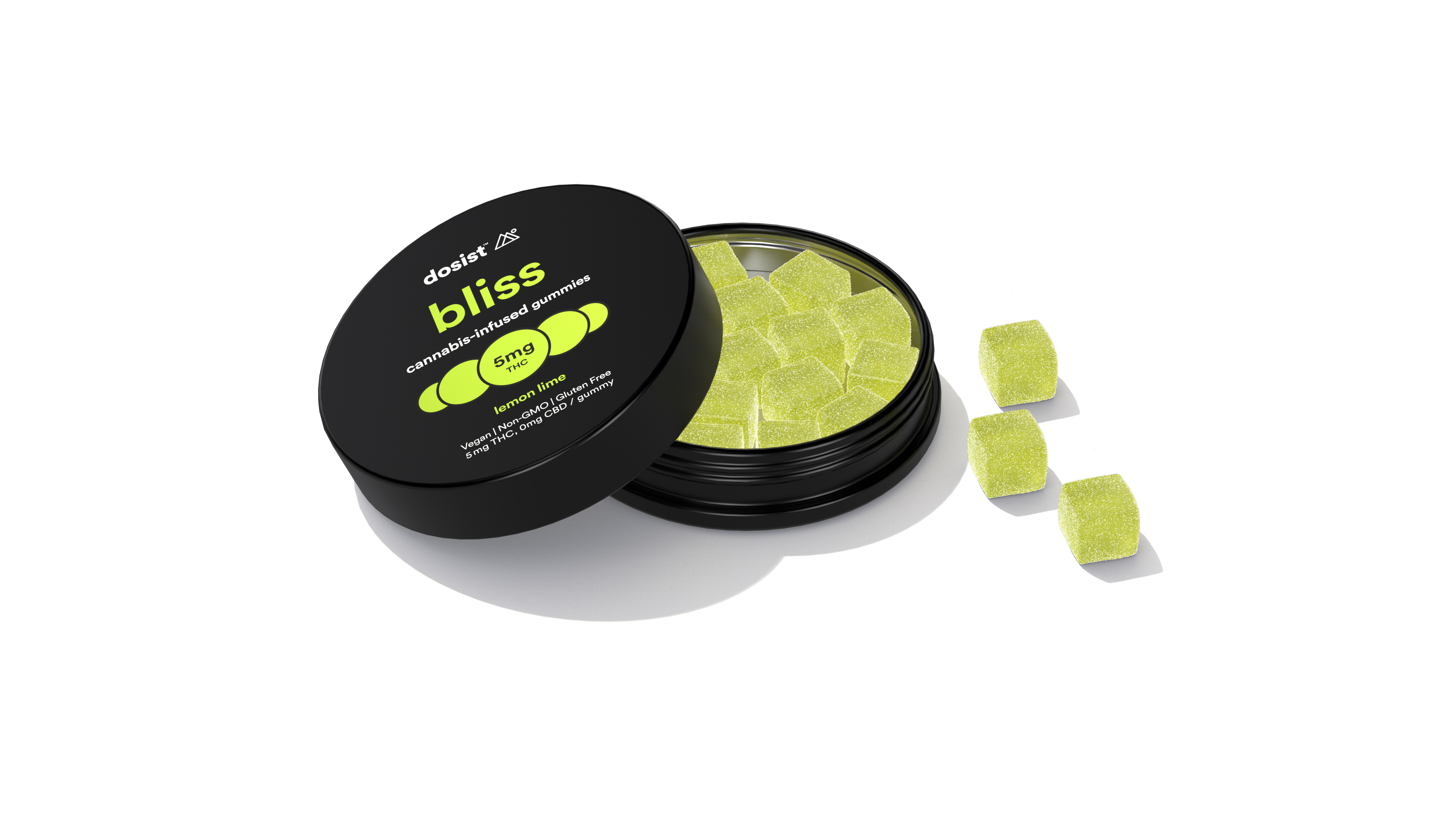 Dosist -Bliss - Gummies