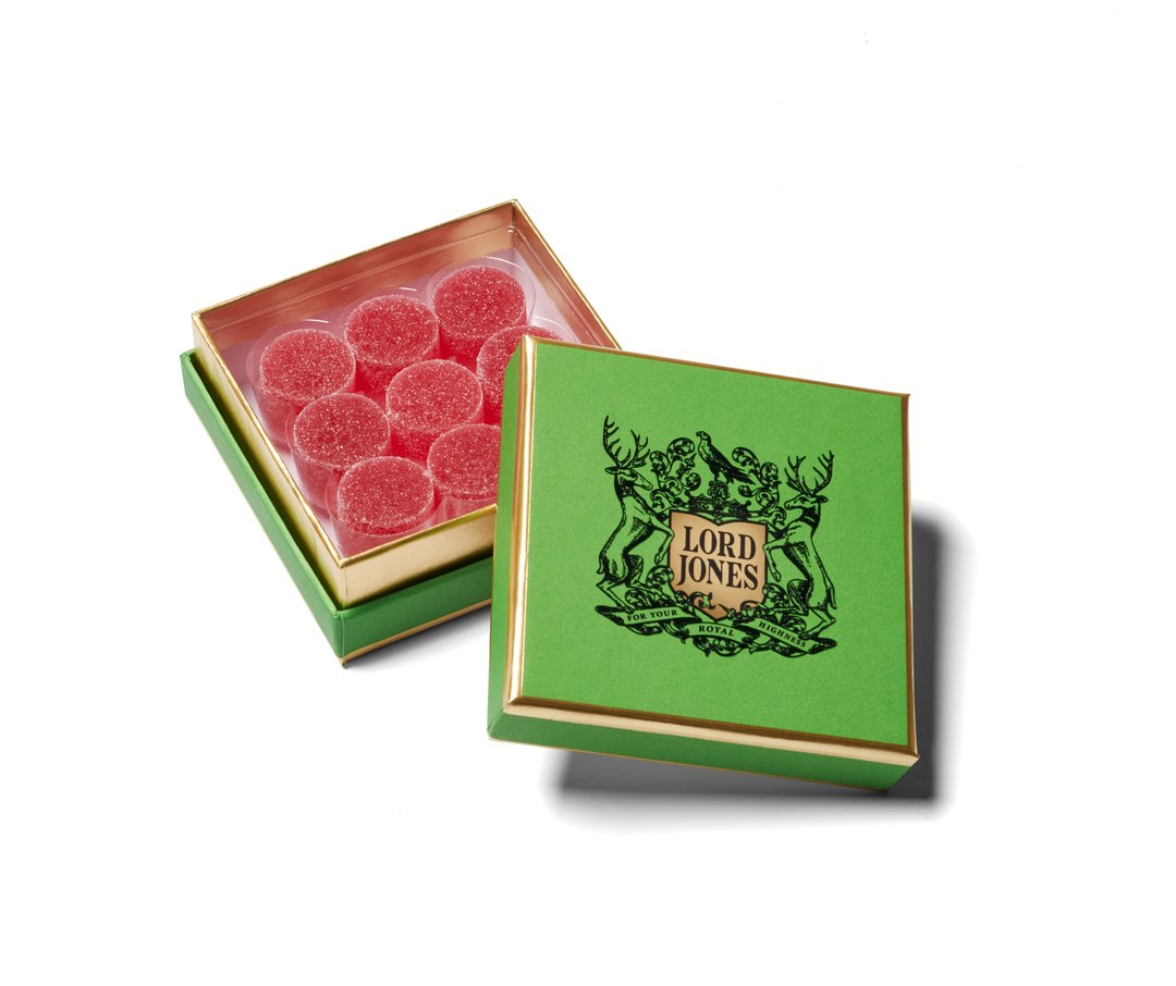 Lord Jones - Watermelon Gumdrops
