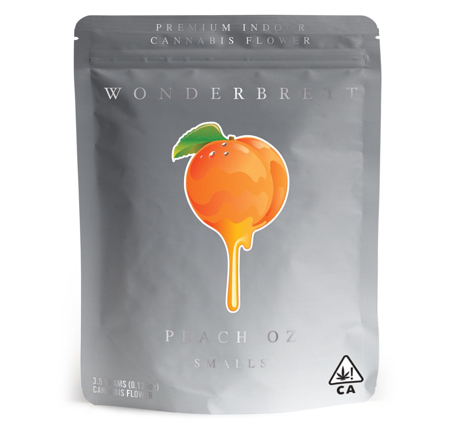 Wonderbrett Peach