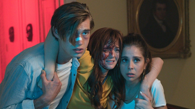 Cannes First Look: College Webcam Fears in 'Exploited' (Exclusive)