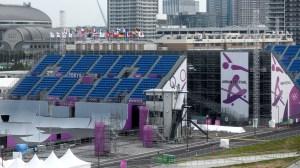 Ariake Urban Sport Park, Tokyo Olympic Games.