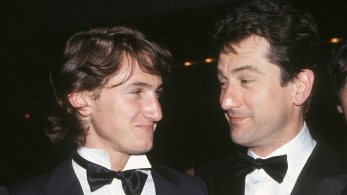 Sean Penn and Robert De Niro