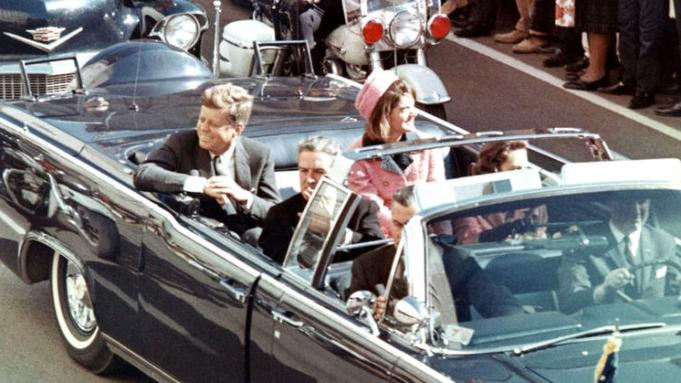 JFK Revisited: Through the Looking Glass' Film Review – The Hollywood  Reporter