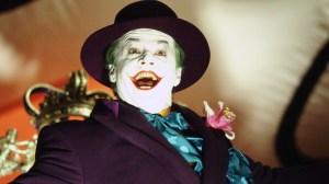 Jack Nicholson as The Joker in Batman - Publicity - H 2021
