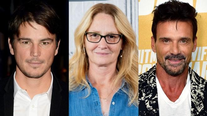 Cannes: Saban Lands Josh Hartnett, Melissa Leo, Frank Grillo Action-Thriller 'Ida Red' for U.S., U.K. (Exclusive)