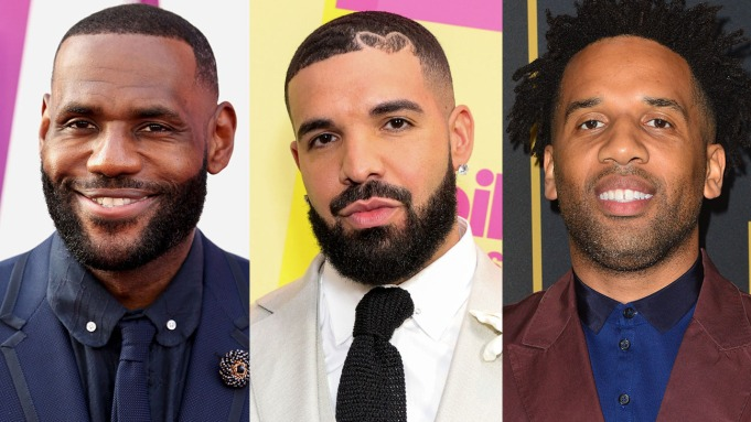 """""""Black Ice,"""" Documentary About Hockey's Racial Reckoning, to be Produced by LeBron James, Drake, and Maverick Carter"""