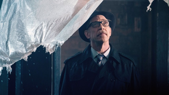 J.K. Simmons in JUSTICE LEAGUE.