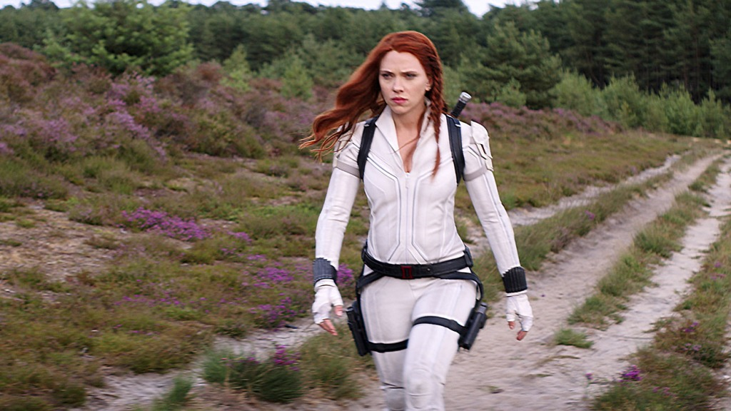 Box Office: 'Black Widow' Spins Record $80M U.S. Opening, Earns $60M on Disney+ Premier Access
