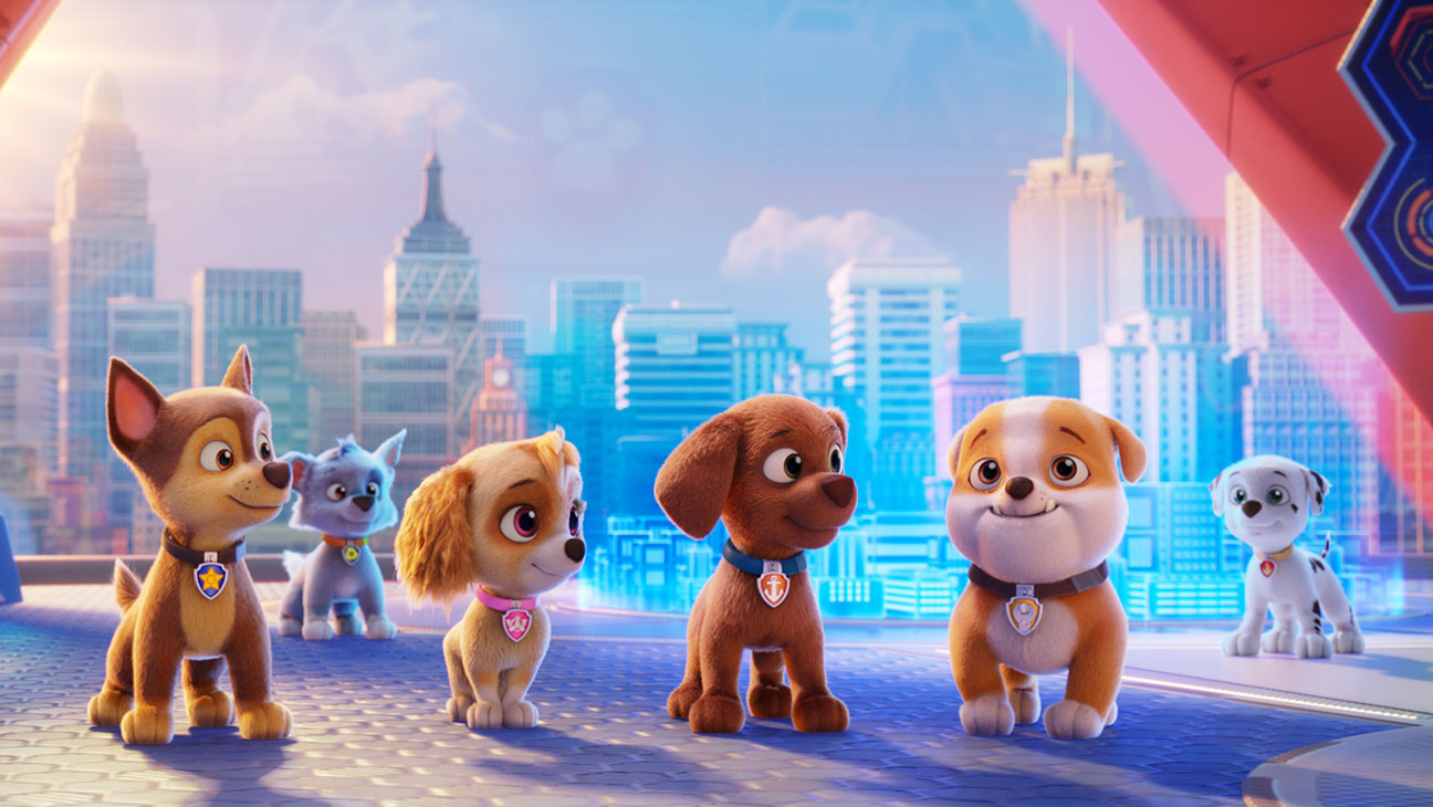PAW Patrol: The Movie' Review – The Hollywood Reporter