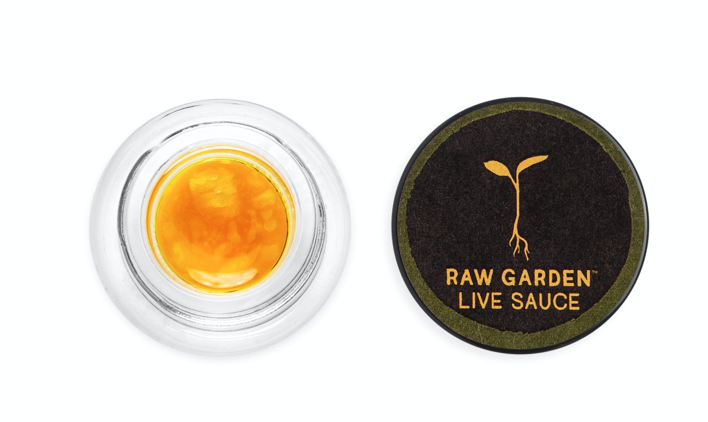 Raw Garden - Live Sauce