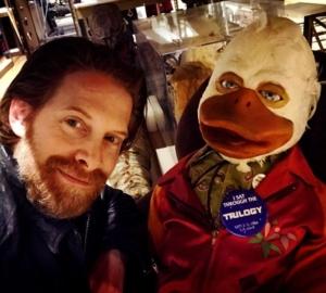 Seth Green Howard the Duck