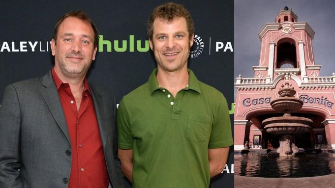 Trey Parker and Matt Stone; Casa