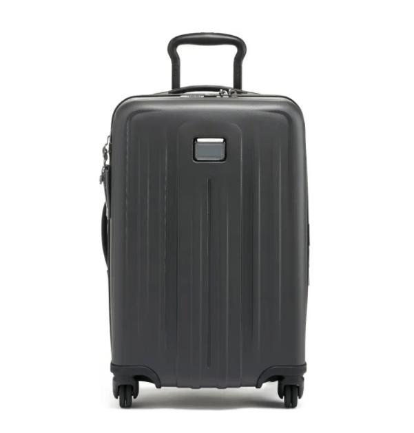 Tumi 22-Inch Black Carry-On Luggage