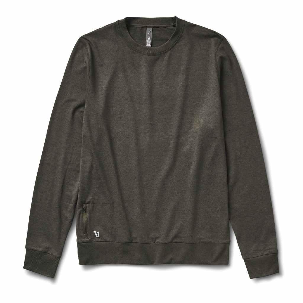 Vuori Ponto Performance Crewneck Sweatshirt