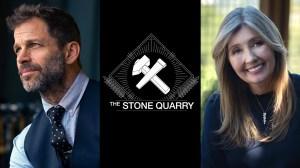 Zack Snyder, Stone Quarry logo, Deborah Snyder