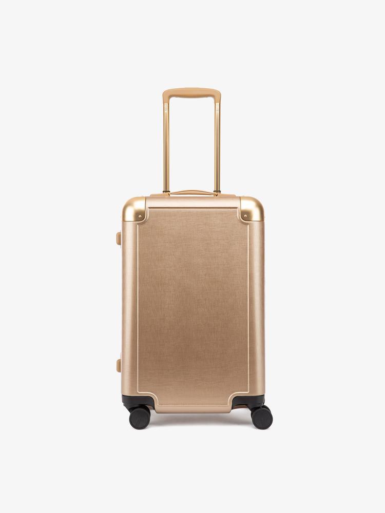 Calpak Jen Atkin Carry-On Luggage in Gold