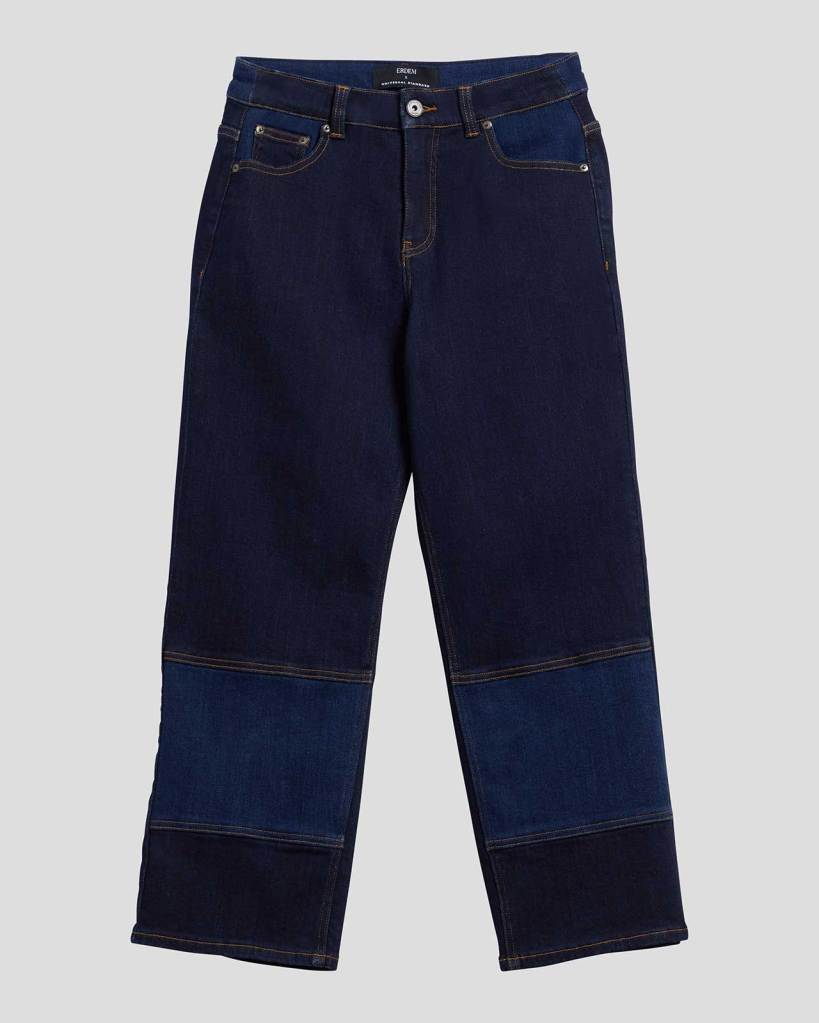 Erdem x Universal Standard Patchwork Jeans