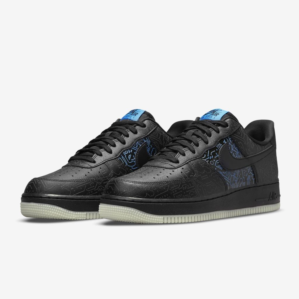 Nike Air Force 1 Space Jam Shoes