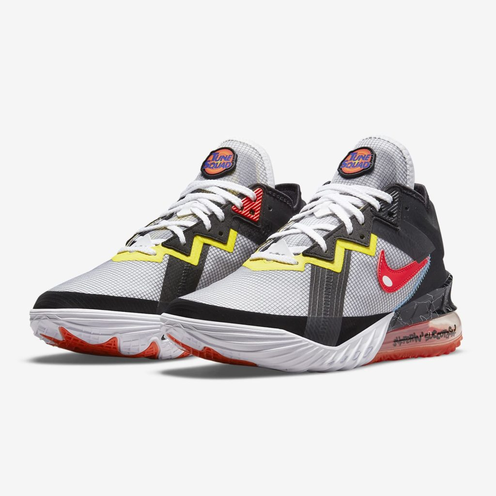Nike LeBron 18 Low Space Jam Shoes