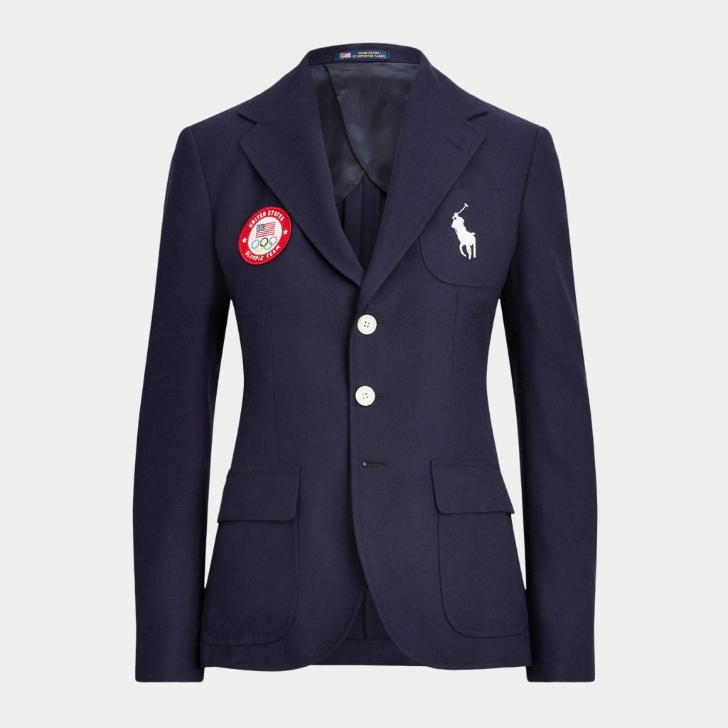 Polo Ralph Lauren Women's Team USA Opening Ceremony Blazer