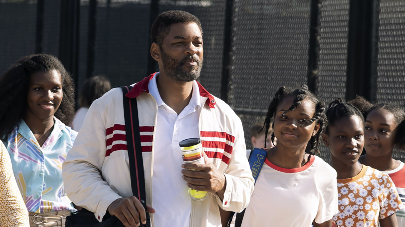 King Richard' Trailer: Will Smith Stars as Venus and Serena Williams'  Father – The Hollywood Reporter