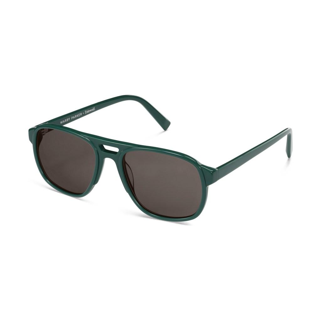 Entireworld x Warby Parker Hatcher Sunglasses in Green