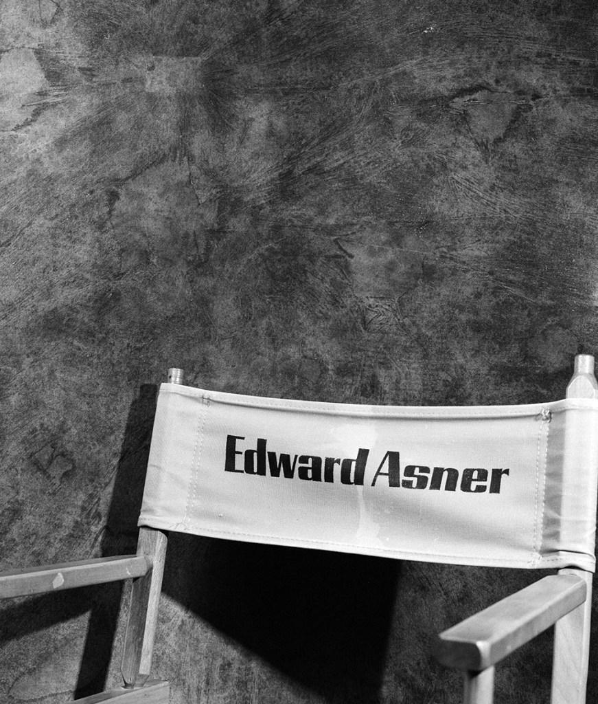 Ed Asner Chair
