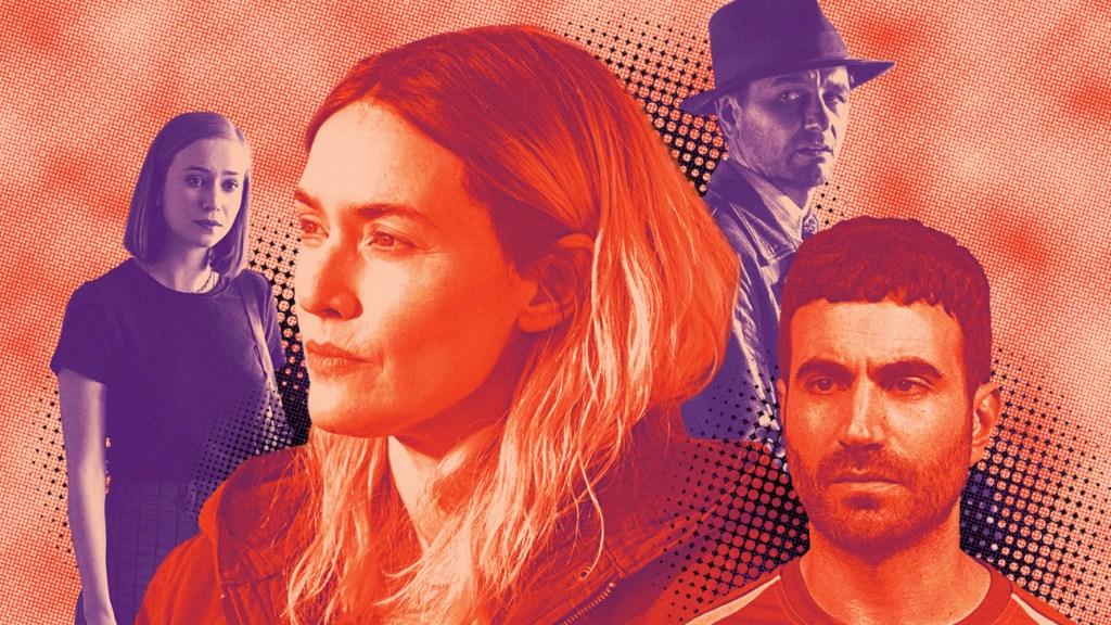 Hannah Einbinder, Kate Winslet, Matthew Rhys, Brett Goldstein