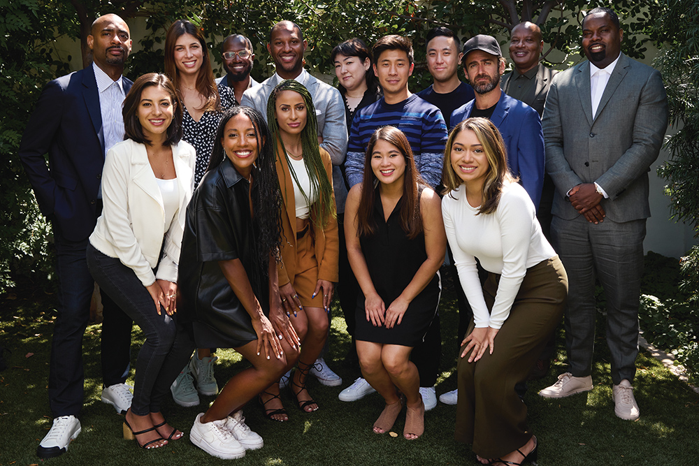 www.hollywoodreporter.com: M88's Mission to Create New, Diverse Roadmap for Hollywood Management