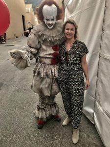 Melissa Bruning - Costume Designer - Pennywise - Space Jam A New Legacy