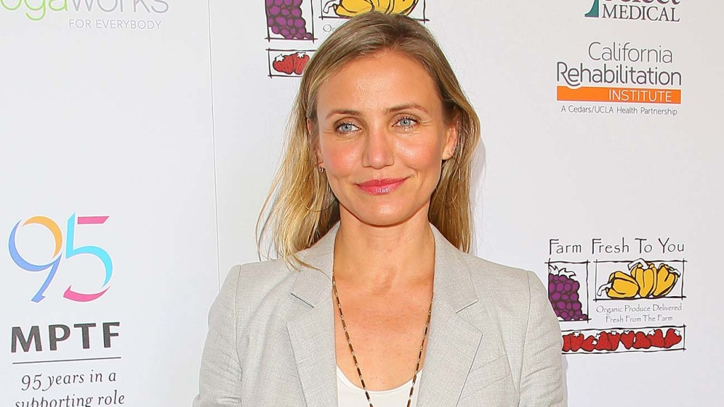 """Cameron Diaz Reflects on Stepping Away From Acting: """"I Feel Whole"""" - Hollywood Reporter"""